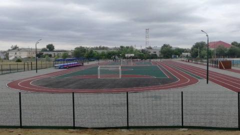 В Озинках открывается спортивный комплекс