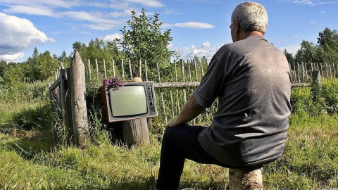 С нового года сельчане могут лишиться просмотра телевизора