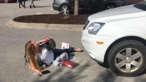 Под колесами автолюбителей пострадали три пешехода