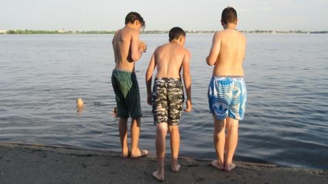 Детям до 12 лет хотят запретить ходить на водоём без взрослых