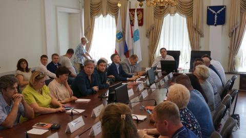 На заседании Общественной палаты обсудили работу ООО «КВС»