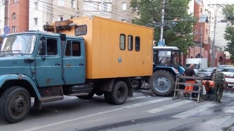 В выходные дни службы ООО «КВС» продолжили работу в штатном режиме