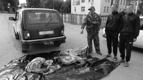 В Марксе полицейские поймали двух браконьеров