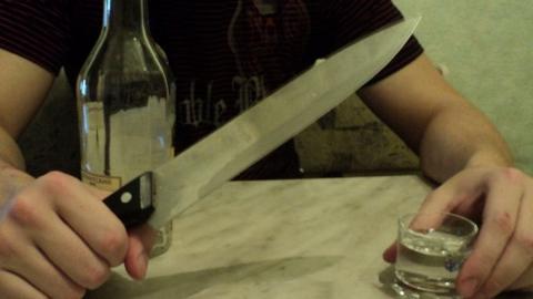 В Салтыковке пьяное застолье закончилось убийством