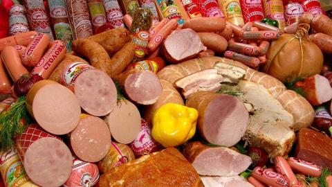 Саратовская колбаса содержит исключительно мясной фарш