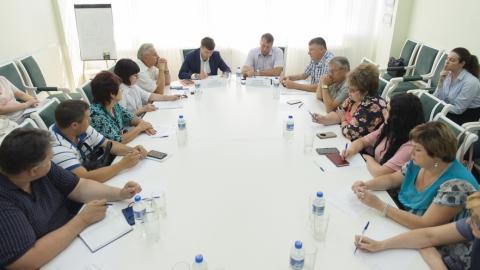 Саратовский филиал ОАО «ЭнергосбыТ Плюс» и Союз управляющих организаций намерены заключить соглашение о сотрудничестве