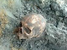 Возмущенные разбрасыванием человеческих останков по селу жители обратились к Радаеву