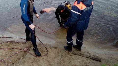 В Хопре под Балашовом утонул свадебный гость