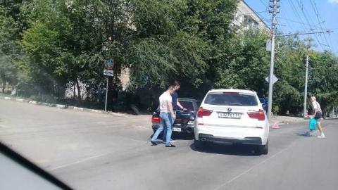 Авария на Чернышевского блокировала дорогу троллейбусам