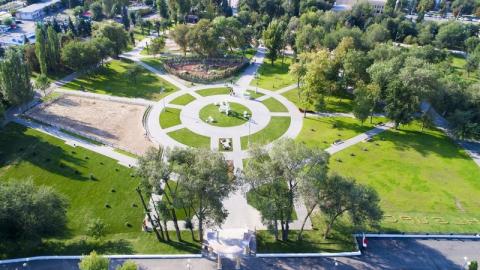 Жителей Энгельса просят не разрушать городской парк