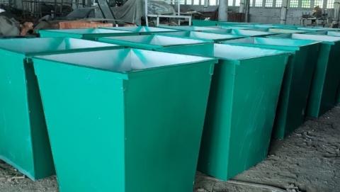Более 12,5 тысячи новых контейнеров поступило в Саратовскую область