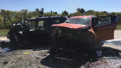 Виновником аварии в Ивантеевском районе назван водитель «Киа»