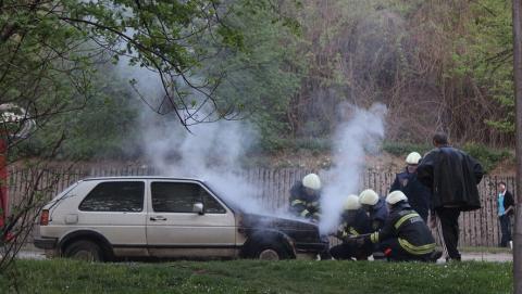 Саратовские пожарные участвовали в ликвидации четырех ДТП
