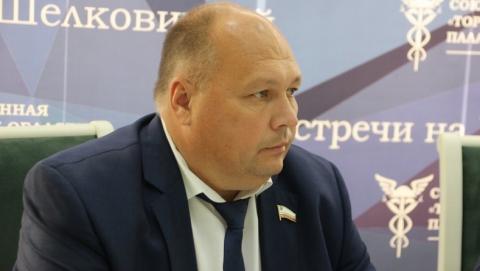 УФСБ возбудило дело в отношении министра промышленности Андрея Куликова