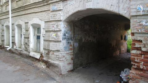 Минстрой готовит программу капремонта исторических зданий