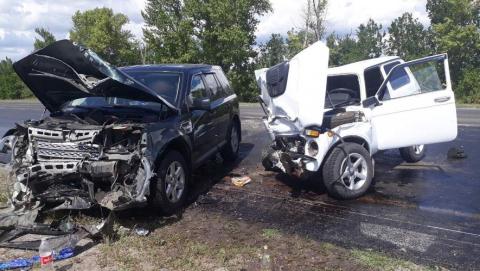 В аварии под Балашовом пострадали четверо детей