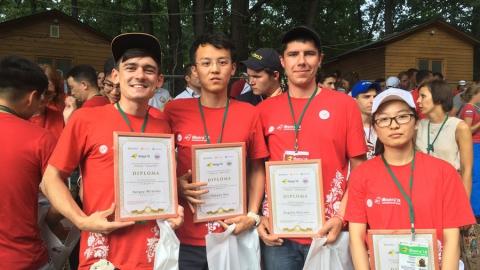 Студенты СГТУ оказались в тройке лидеров Российско-Китайского форума
