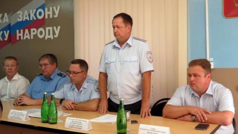 В Калининском и Пугачевском районах назначены новые начальники ОВД