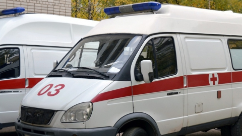 В Вольске в аварии пострадал трехлетний мальчик