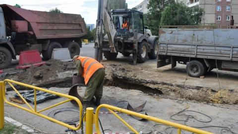 Строительство новых водосетей ООО «КВС» продолжается в Ленинском районе Саратова