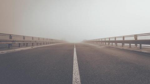 Участок федеральной трассы временно перекрыли для автомобилистов