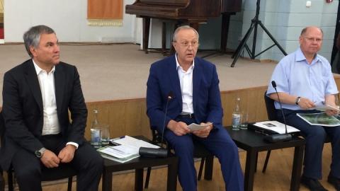 Вячеслав Володин заявил о возможной корректировке ставок по ипотеке для обманутых дольщиков