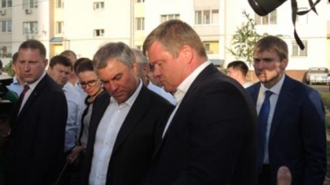 Михаил Исаев: Вячеслав Володин, несмотря на свой отпуск, уделяет очень большое внимание родной области