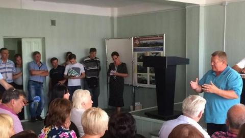 Николай Панков о вольском заводе: Предприятие продолжает работу, и люди будут востребованы