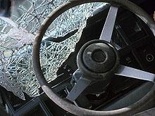 """Человек пострадал в ДТП с автобусом 2""""Д"""""""