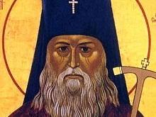 Саратову подарены мощи крымского святого