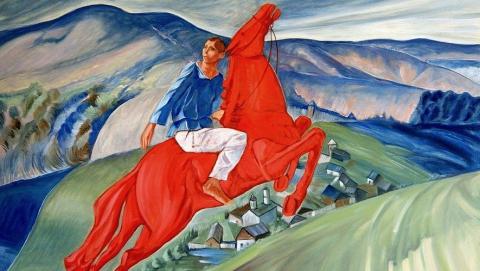 В Хвалынске научное сообщество обсудит интегральный символ Петрова-Водкина