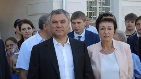 Светлана Митогуз: Вячеслав Володин видит все наши проблемы и находит пути их решения