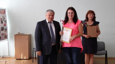 Сотрудников компании «Мехуборка-Саратов» благодарят за добросовестный труд