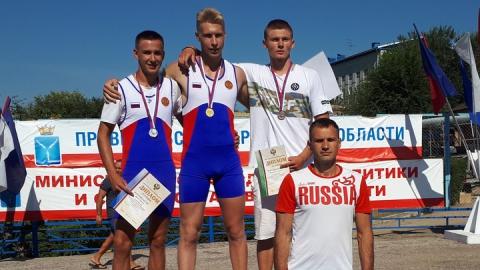 Гребцы из Энгельса стали призерами чемпионата России