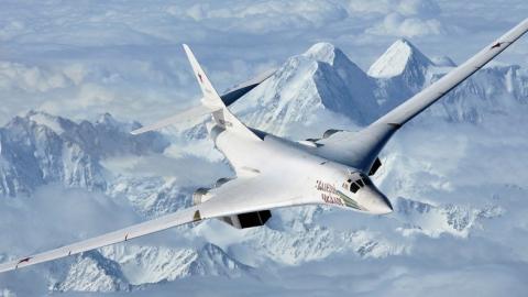 Энгельсские бомбардировщики впервые слетали на Чукотку
