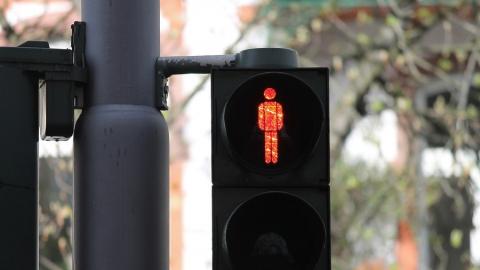 В Саратове ГИБДД оштрафовала 20 пешеходов-нарушителей