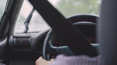 """Задержан уехавший с места аварии с подростком водитель """"двенадцатой"""""""