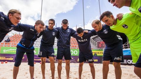 Саратовские футболисты сыграют в полуфинале чемпионата России