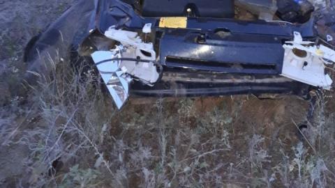 """Водитель """"двенадцатой"""" погиб при опрокидывании машины"""