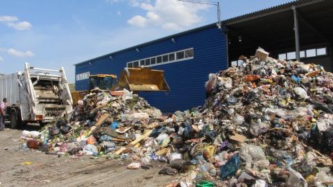Регоператор обеспечил трехкратный рост загрузки мусороперерабатывающих комплексов