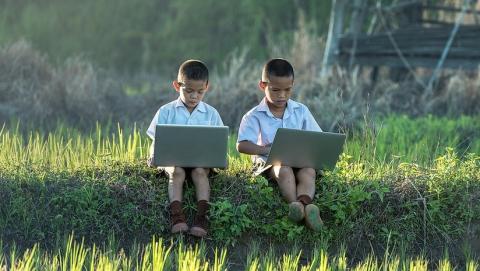 Сельским школьникам перекрыли доступ к запрещенным сайтам
