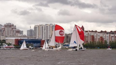 Саратовские яхтсменки вошли в мировой ТОП-8