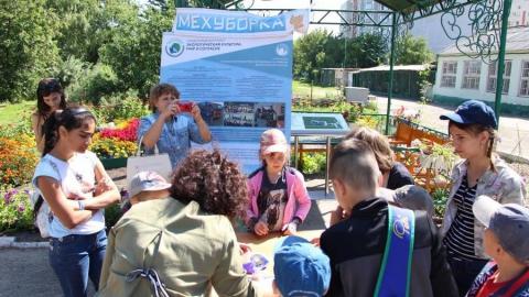 Компания «Мехуборка-Саратов» присоединилась к Саратовскому экологическому фестивалю