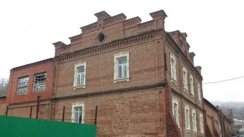 В Саратове выставлена на продажу усадьба купца Рейнеке