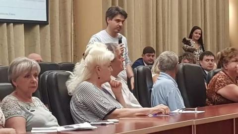 Николай Панков: Никакие обстоятельства не должны мешать решению проблем людей