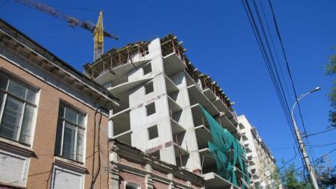 Дольщики просят сделать из их долгостроя высотку в центре Саратова