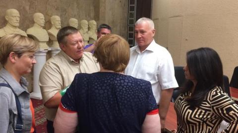 Николай Панков: Росреестр должен бороться за чистоту рядов