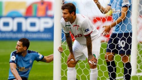 Новый клуб саратовца одержал первую победу в премьер-лиге
