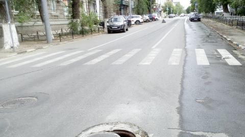 В Саратовской области сократилось число аварий с пешеходами