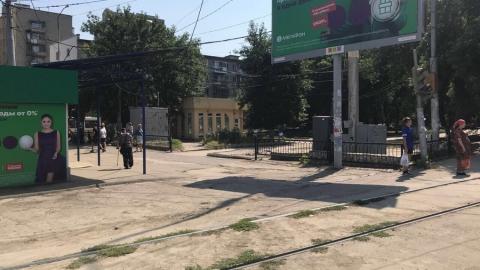 Жителей улицы Астраханской лишили кур-гриль